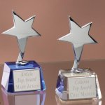 Small Stars with Crystal Bases Achievement Awards